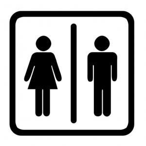 logo toilettes